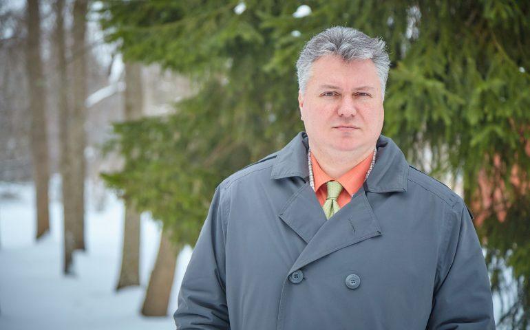 Копорье интервью с Дмитрием Кучинским