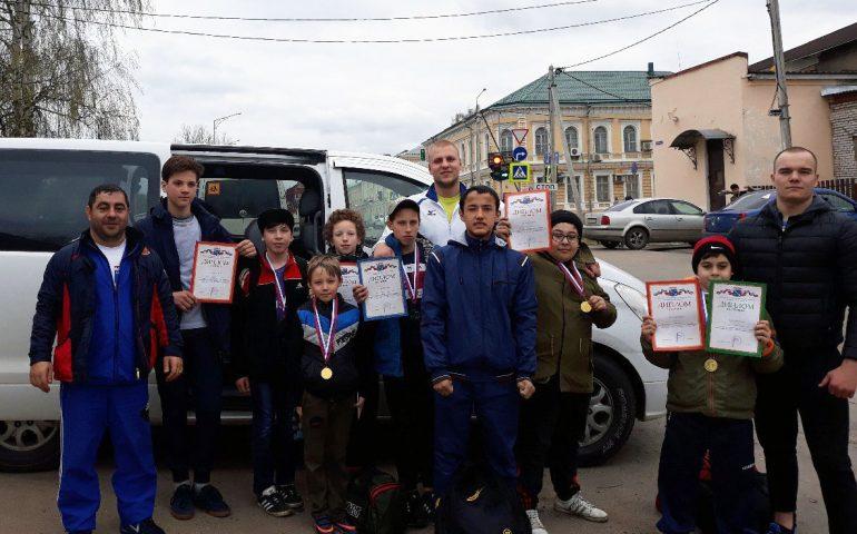 Тяжелая атлетика Ломоносовский район