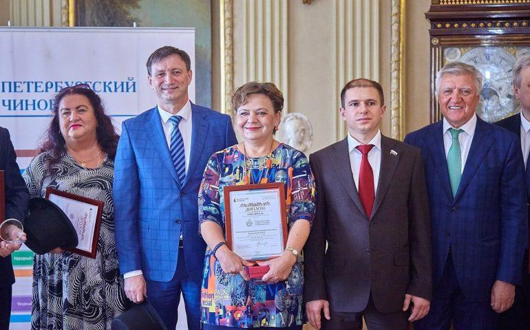 Ломоносовский район стал лучшим в конкурсе «Петербургский чиновник»