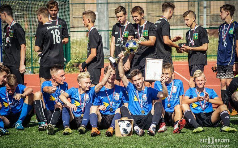 Кубок Ломоносовского района по футболу