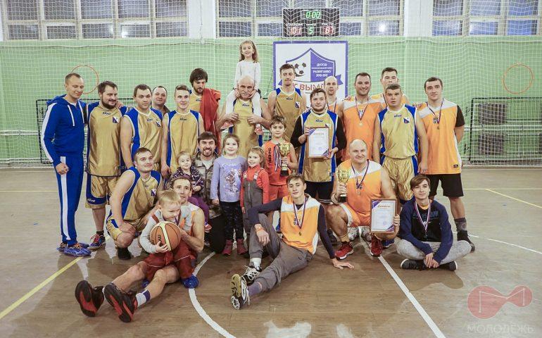 Турнир по баскетболу Ломоносовский район
