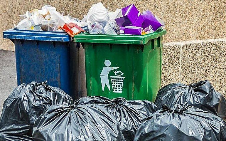 Изменение тарифов по вывозу мусора