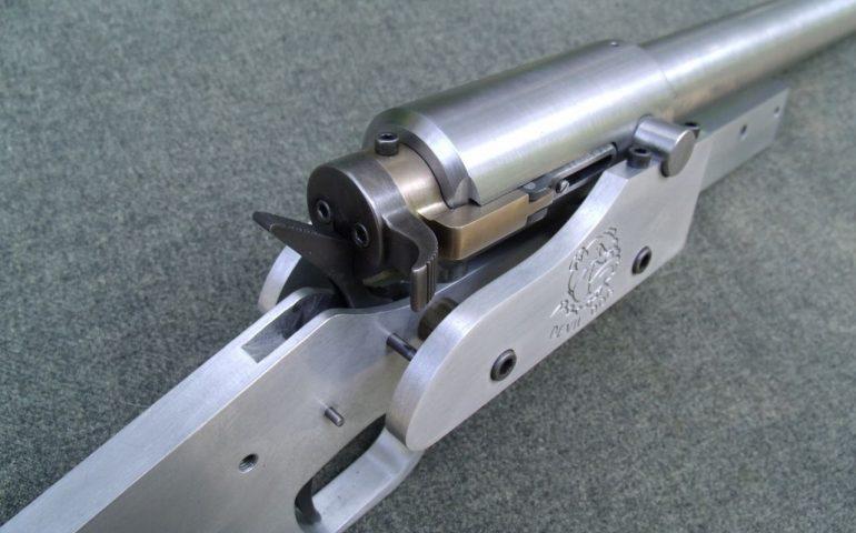 Изъяли самодельное оружие в Лаголово