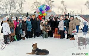 Новоселье сквер4