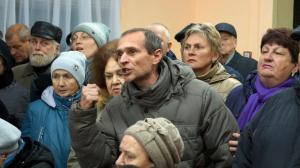 Встреча совета депутатов и администрации с жителями Жилгородка д.Низино