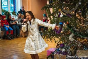 Рождественское представление Большая Ижора