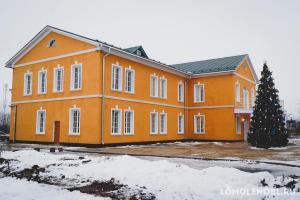 Открытие дома культуры в Низино